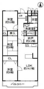 サニーハウス茨木812号室