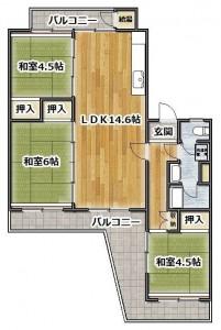 陽和台第三住宅10号棟