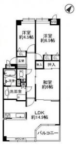 南春日丘ガーデンハウス103号室