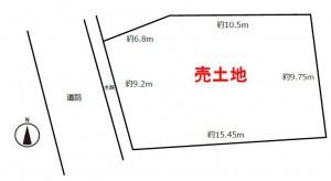 吉田町230-1図面